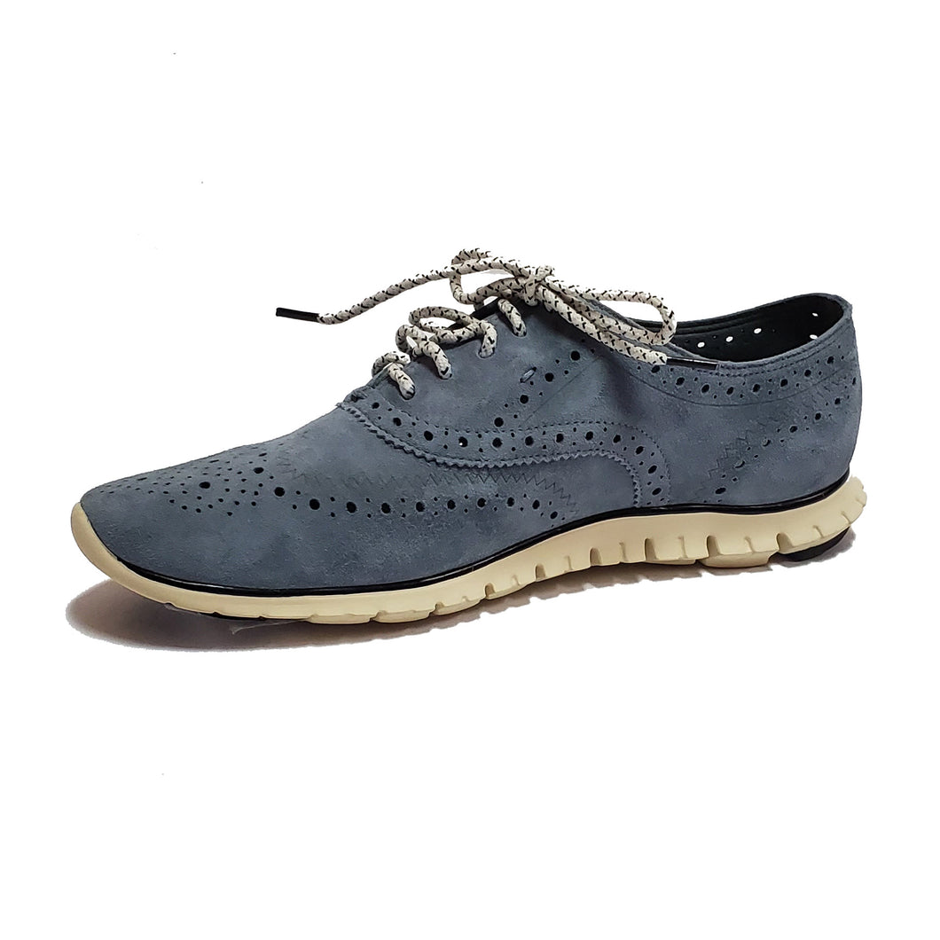 Zerogrande Suede Oxford Shoes