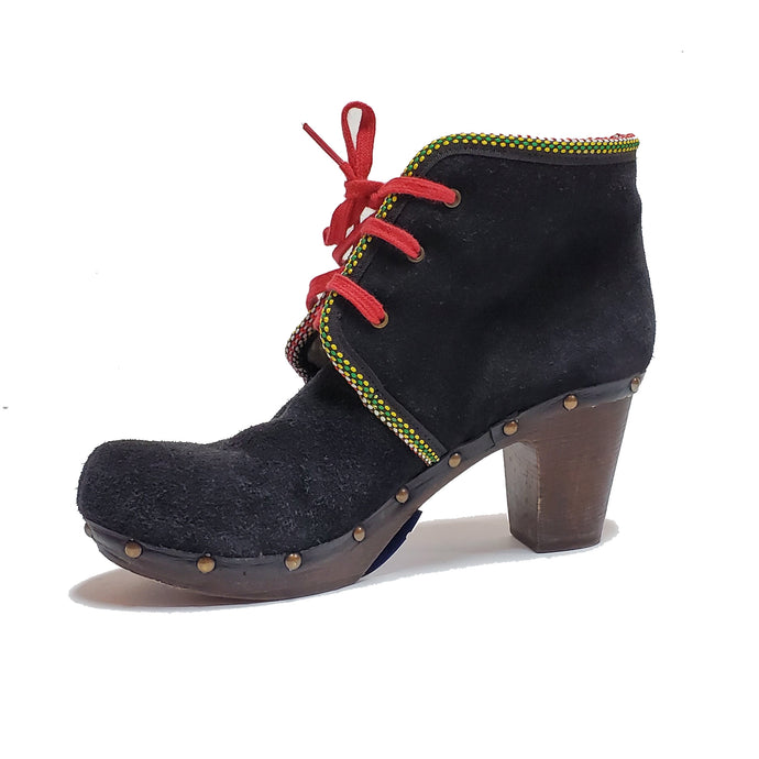 Penelope Chilvers Suede Booties