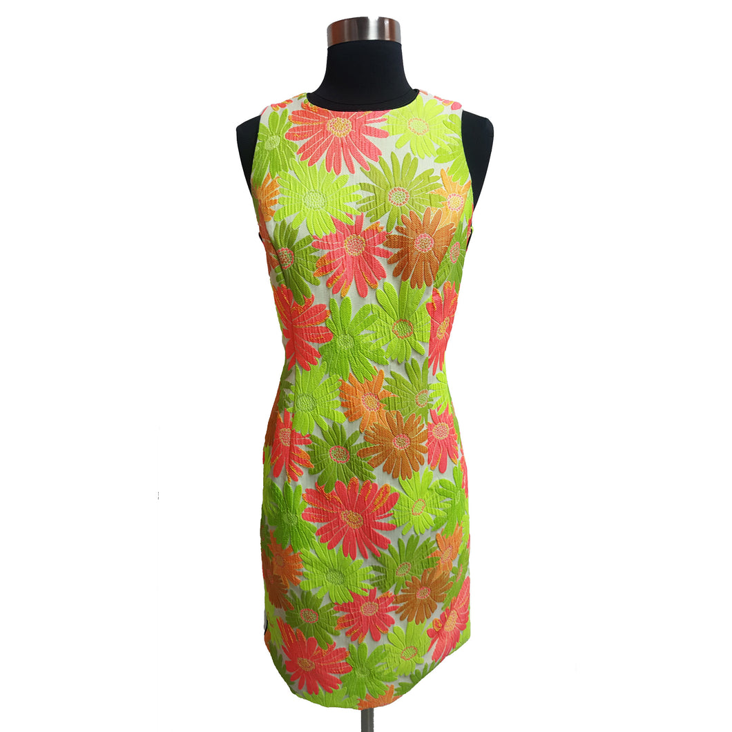 Sara Campbell Floral Dress
