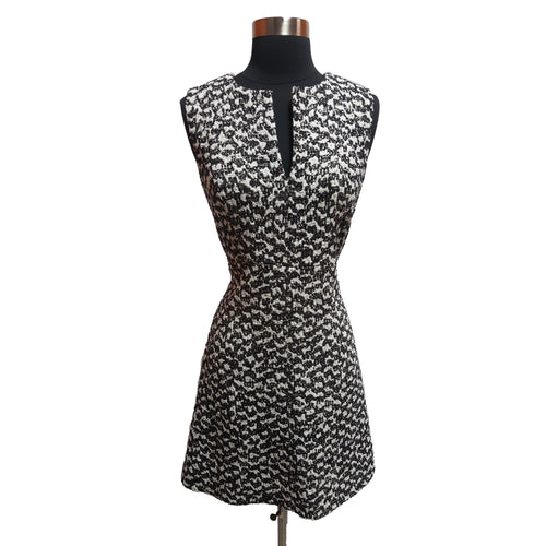 Diane Von Furstenberg Tweed-Like Dress