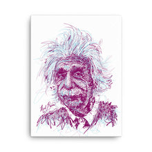 Einstein (Canvas Print)
