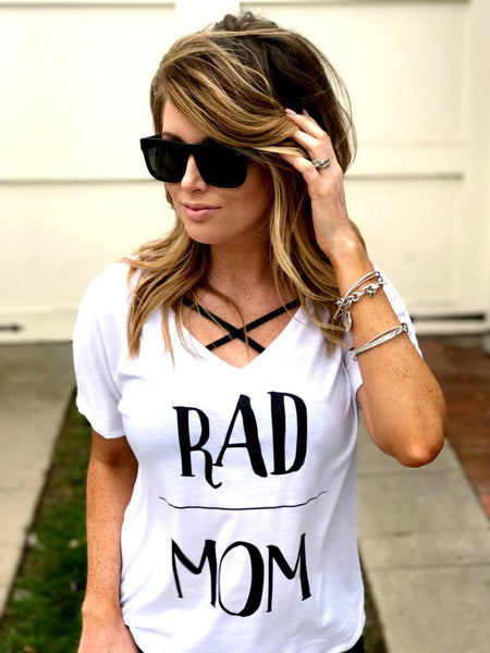 Rad Mom Shirt
