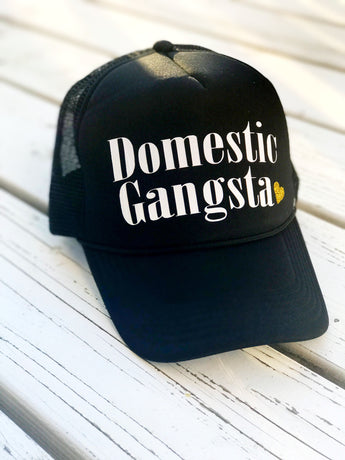 Domestic Gangsta Hat