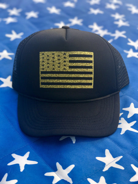 American Flag Hat, Old Glory Hat