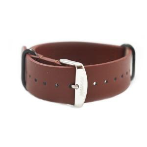 Brown Leather Strap 3 For 1