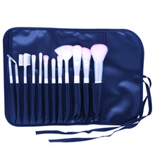 Pink 12pc Brush Set - SPI Cosmetics