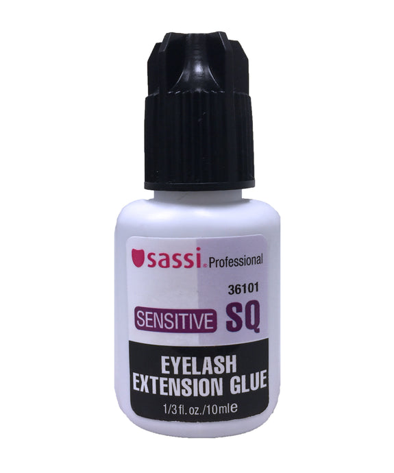 SQ Sensitive Eyelash Glue by Sassi - SPI Cosmetics