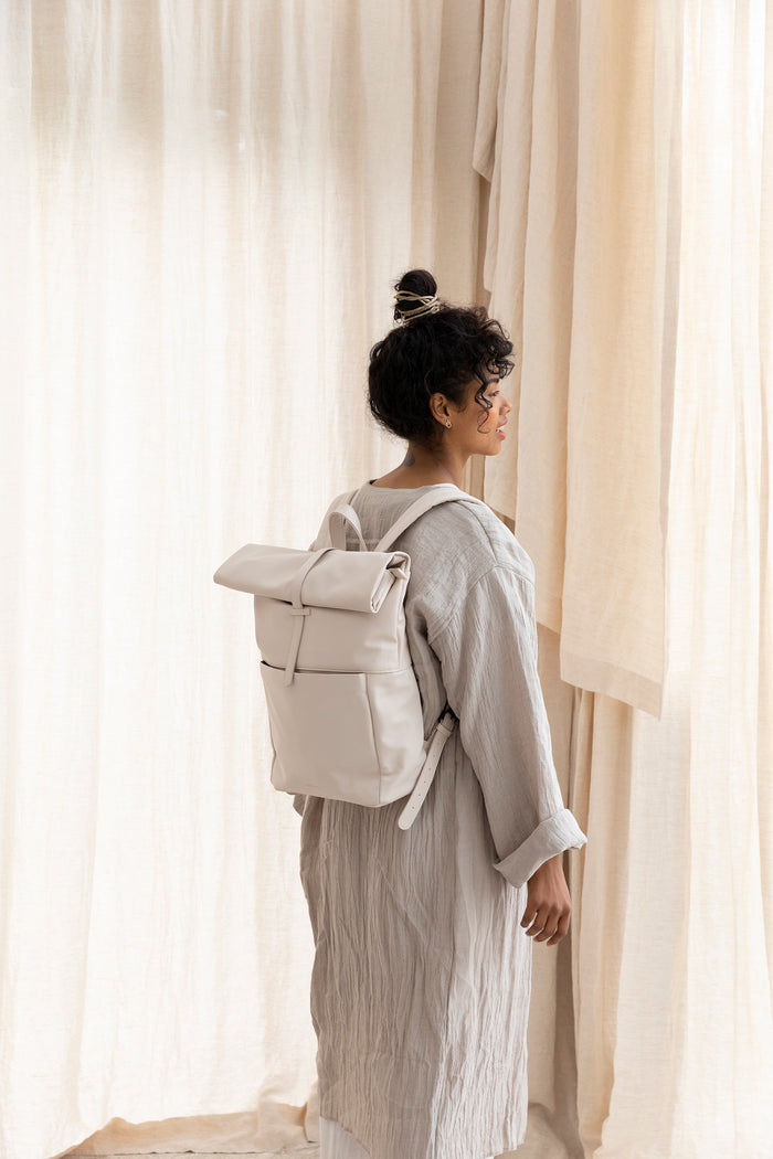 Nude herb bakpoki /  Herb backpack in nude