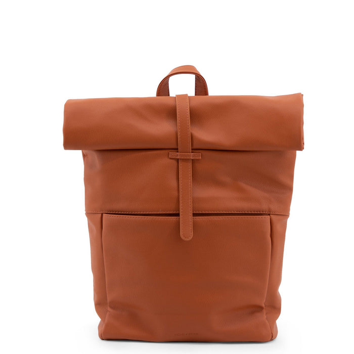 Burnt orange herb bakpoki /  Herb backpack in burnt orange