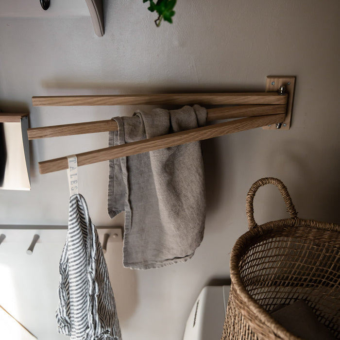 Þurrkgrind (3 pinnar) / Towel Dryer (3 pegs) / uppselt