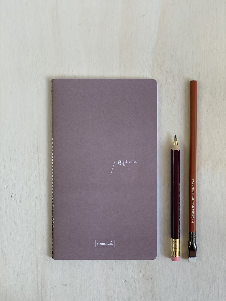 Fyllingar í minnisbækur / Refills for Notebooks