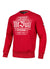 Crewneck SAN DIEGO IV Red - Pitbull West Coast  UK Store