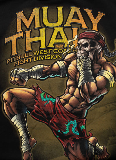 MUAY THAI 2019 BLACK