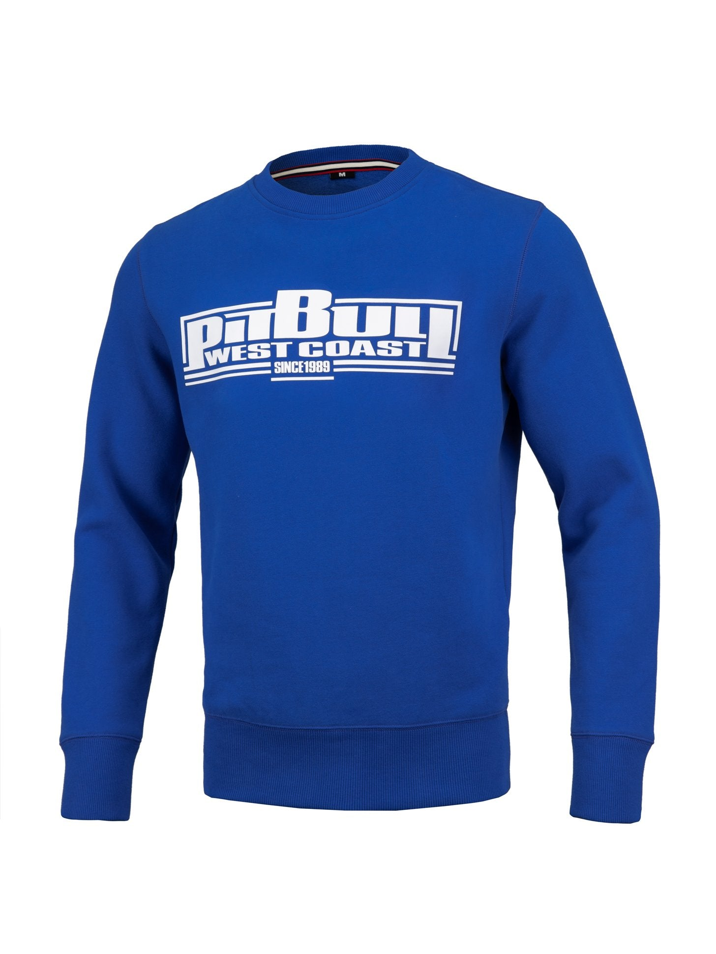 Crewneck Boxing 19 Royal Blue - pitbullwestcoast