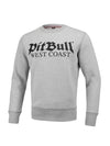 Crewneck Old Logo 19 Grey Melange - pitbullwestcoast