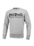 Crewneck Old Logo 2020 Grey Melange - pitbullwestcoast