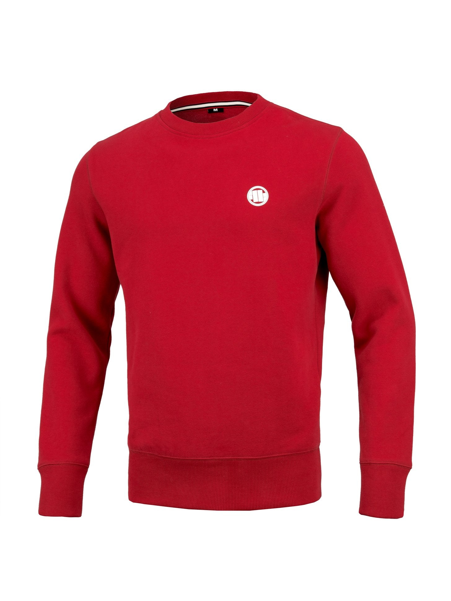 Crewneck Small Logo Red
