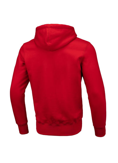 MOST WANTED HOODIE RED