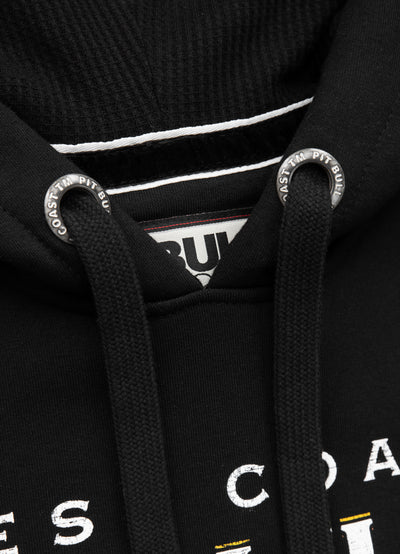 FIGHT CLUB HOODIE BLACK