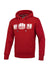 CLASSIC BOXING 19 HOODIE RED - pitbullwestcoast