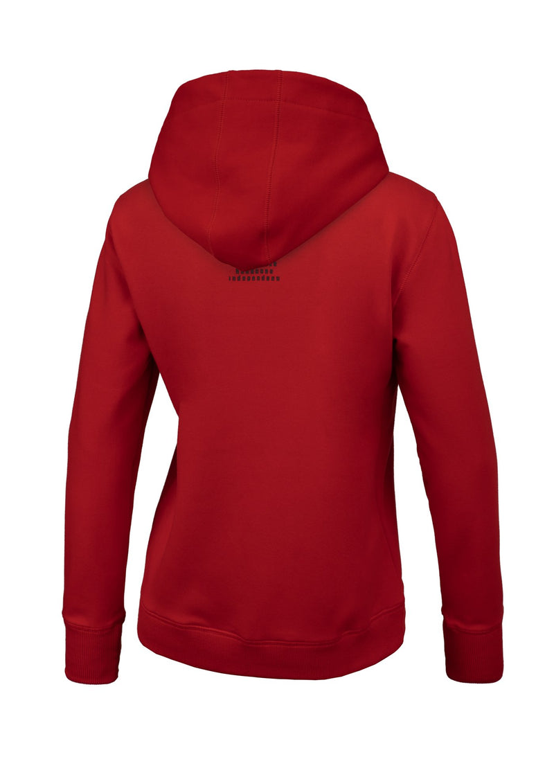 WOMEN HOODIE Most Wanted RED