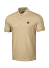 T-shirt POLO REGULAR Sand - pitbullwestcoast