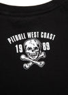 T-Shirt OLDSCHOOL RAZOR Black - pitbullwestcoast