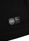 T-Shirt Chest Logo Black - pitbullwestcoast