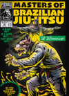 T-shirt MASTER OF BJJ Black - pitbullwestcoast