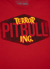 T-shirt SCARE Red - pitbullwestcoast