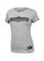 Women's T-shirt BOXING Grey Melange - pitbullwestcoast