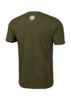 ADCC Abu Dhabi Combat Club T-shirt in olive