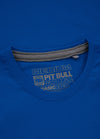 Combat ABU DHABI T-Shirt Royal Blue - pitbullwestcoast