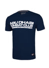 ADCC Abu Dhabi Combat Club T-shirt in dark navy