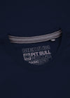 Combat ABU DHABI T-Shirt Dark Navy - Pitbull West Coast  UK Store