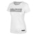 T-SHIRT COBAT ABU DHABI 2017 WOMAN WHITE - pitbullwestcoast