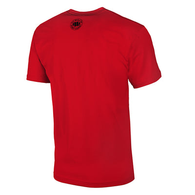 Official ADCC T-Shirt Red - pitbullwestcoast