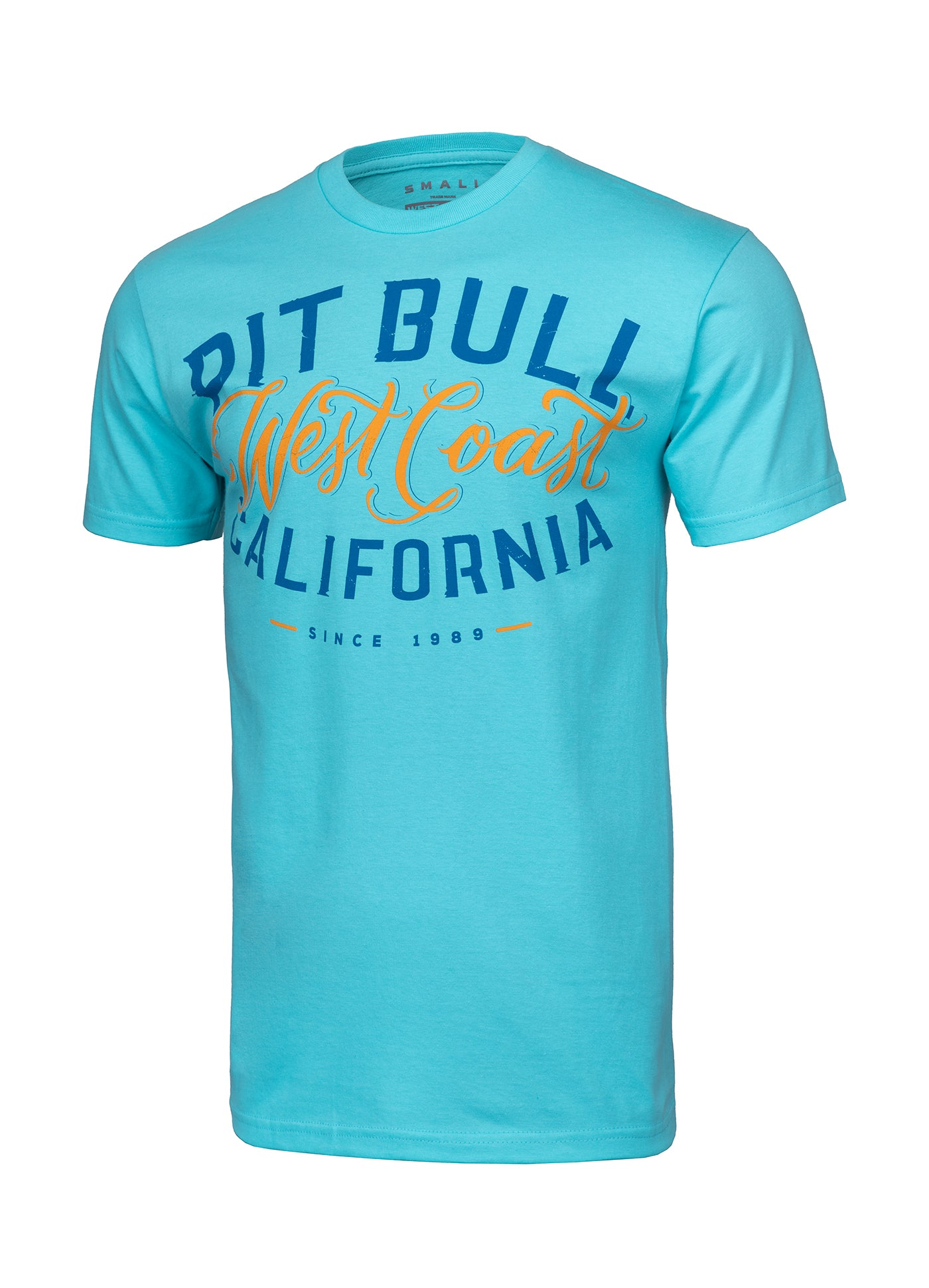 T-Shirt Kite Crew 18 Blue - pitbullwestcoast