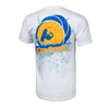 T-Shirt Kite Crew 18 White - pitbullwestcoast