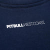 T-shirt SMALL LOGO Dark Navy - pitbullwestcoast