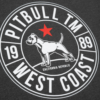 T-Shirt CALIDOG 19 - pitbullwestcoast