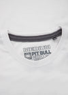 T-shirt OLD LOGO White - pitbullwestcoast
