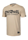 T-Shirt OLD LOGO Sand - pitbullwestcoast