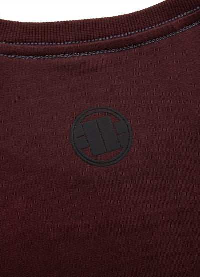 T-shirt  Regular Fit Old Logo Burgundy