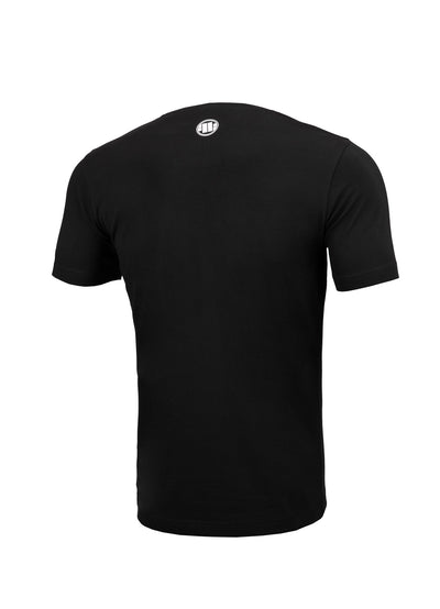 T-shirt Slim Fit Speed Black