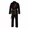 BJJ GI 2017  Black 450 - pitbullwestcoast