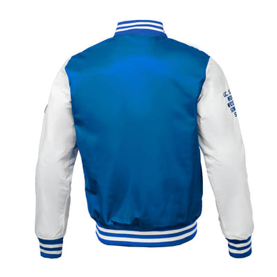 Varsity Jacket WILSON Blue - pitbullwestcoast