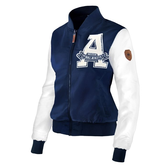 Women's Jacket SORENTO Dark Navy - pitbullwestcoast