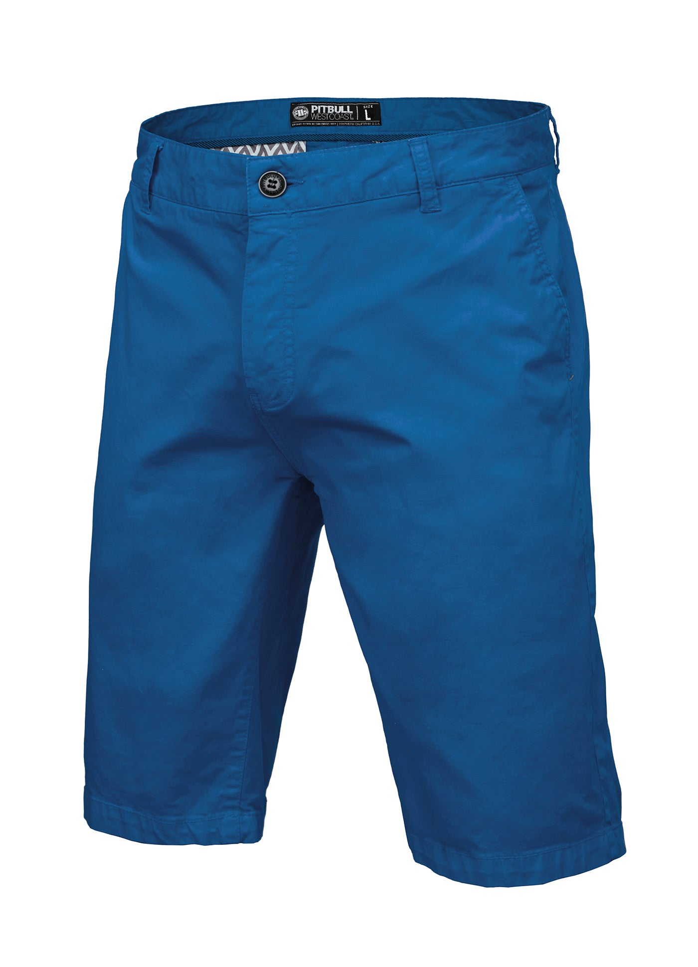 Shorts VERMEL Royal Blue - pitbullwestcoast