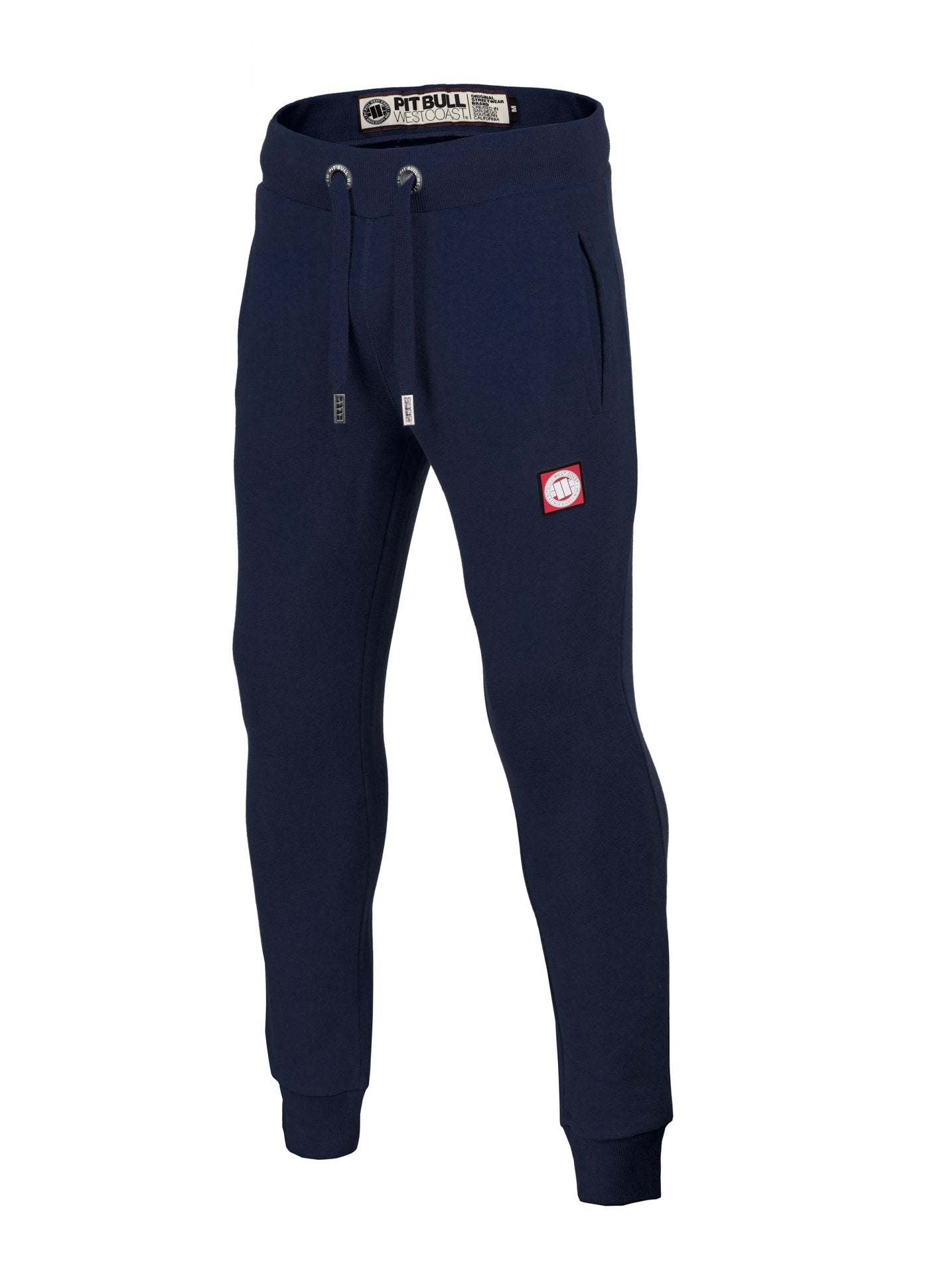 TRACK PANTS MOSS HILLTOP DARK NAVY - pitbullwestcoast